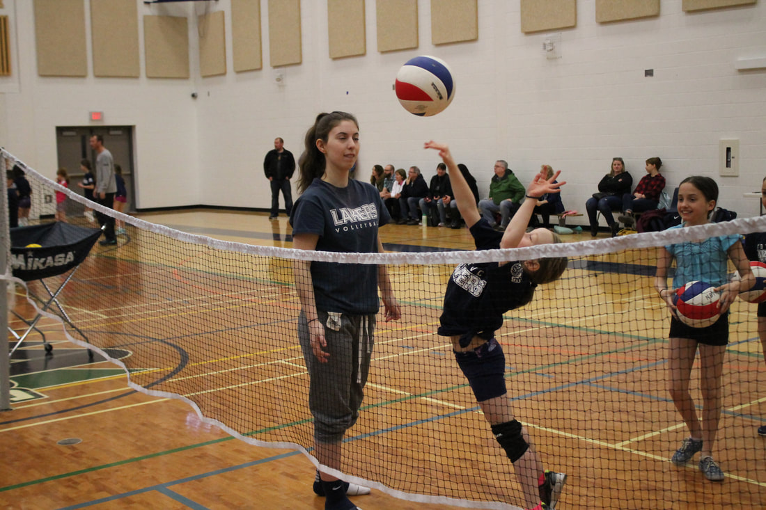 Laker Pathway North Bay Youth Volleyball Club